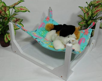 Cat hammock, cat furniture, pet furniture, cat bed, pet bed, cat supplies, pet supplies