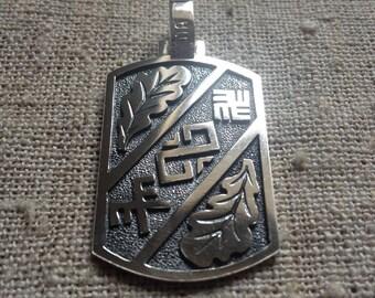 Power of men pendant