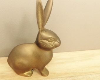 brass bunny rabbit