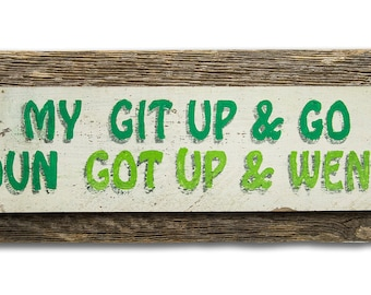 Git Up and Go