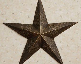 Top Rustic star decor | Etsy JG81