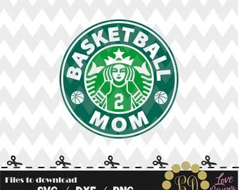 Basketball Mom Coffee svg,png,dxf,shirt,jersey,college,university,decal,proud mom,disney,starbucks,city,state,national,high school,svg,cut