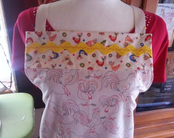 Chickens! Full-Size Apron