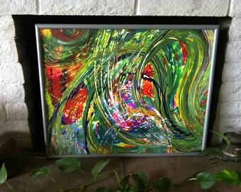 Electric Acrylic Plexiglass