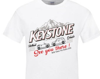 MTTS 2018.... See you in Keystone with convertible t-shirt