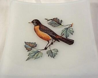 Bird Trinket Dish (TD129)