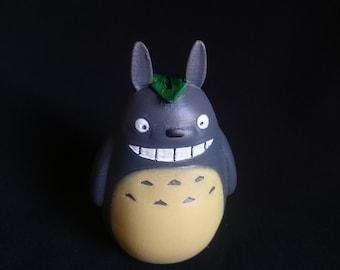 Totoro Anime Figurine Totoro statue Anime toy Totoro toy Miyazaki