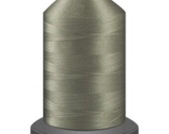 Granite thread, quilting thread, sewing machine thread, glide thread, sewing thread, 1000m cone, German granite thread, polyester thread