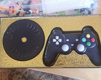 Game Controller and Disc