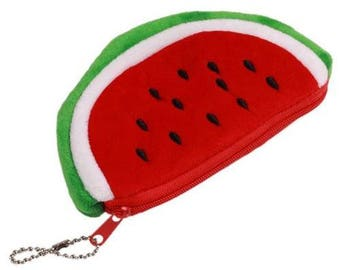 Watermelon Change Purse