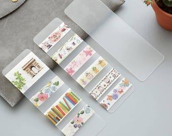 Washi tape storage 5 pieces