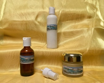Package #1 Basic 3-Step Facial Skin Care