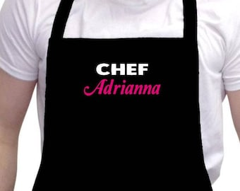 Personalized Custom Grilling Parody Funny Barbeque BBQ Gift Father's Day Apron