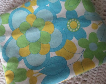 MOD Floral Fitted Sheet- Twin