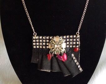 Jean twist Art Deco jewelry