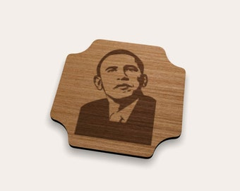Obama 262-384 Coaster (Set of 4)