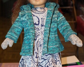 18 inch doll jacket, doll coat, doll clothes, 18 inch doll coat fits like american girl dolls, doll outfits, 18 inch doll clothes, dolls