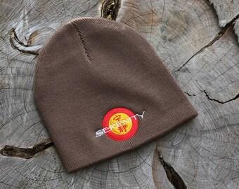 Firefly Serenity Beanie, Firefly Hat, Beanie Cap, Custom Embroidered