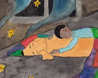 124* Sweet Dreams Fine Art Print