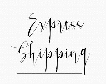 Express Shipping, Expedited Shipping for Rings by Rob and Lean