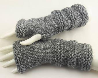 Fingerless gloves - Arm warmers - Womens Fingerless - Chunky Gloves - Wrist warmers - Hand warmers  