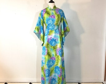 South Pacific Maxi Dress