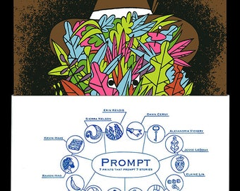 Prompt, 2017 Short Run Anthology Print Pack
