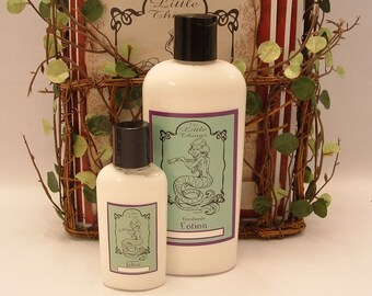 Rosemary & Peppermint Essential oil  Lotion with Shea Butter