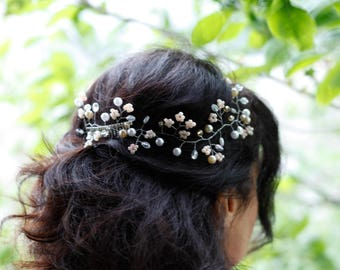 Bridal hair accessories, Bridal headpiece