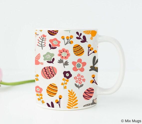 Easter gift easter mug easter cup easter basket gifts easter negle Gallery