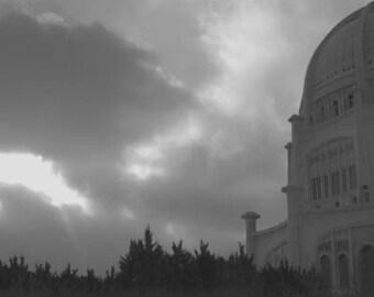 Baha'i Temple - Original Signed Fine Art Photograph