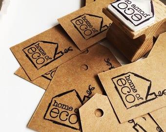 Personalised stamp, personalized stamp, personalised rubber stamp, craft stamp, art stamp, eco stamp, wood stamp, personalised stamper