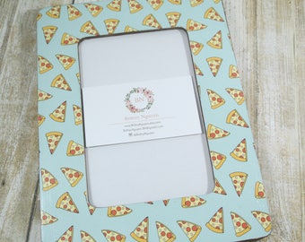 Pizza Picture Frame