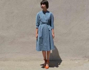 COMING SOON-Vintage Halston Suede Dress/Overcoat