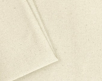 """60"""" Single Fill 12 Ounce Duck Fabric - by the yard"""