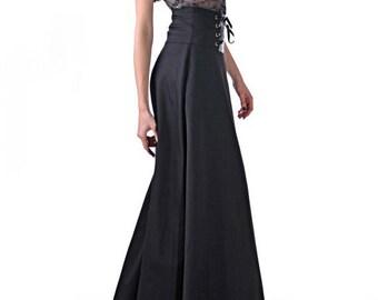Mr and Mrs Smith inspired assymethrical  skirt