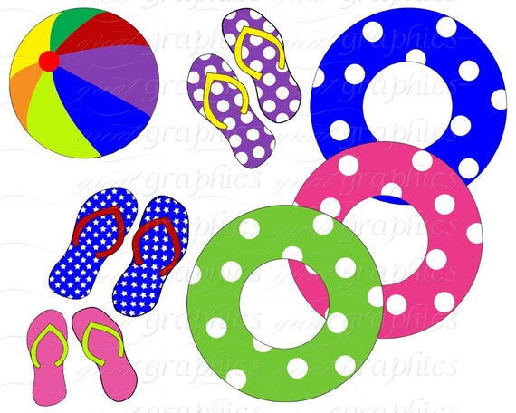 pool party clip art digital pool party digital clip art rh etsy com pool party clip art for kids pool party clip art free