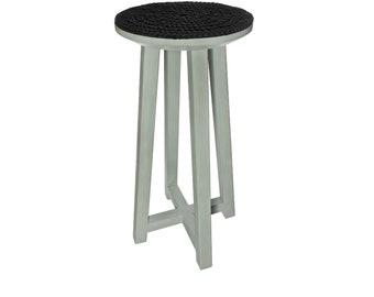 Handmade barstool / ottoman / stool