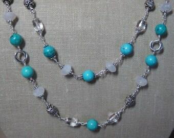 Southwest Sparkle Necklace - N116