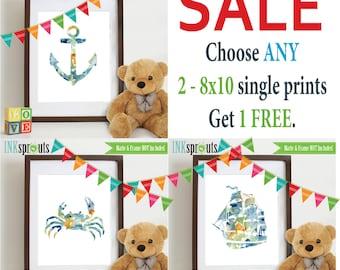 PRINT SALE- Choose any 2 8x10 single prints get 1 FREE, Free print, Create your own set, Nursery art, Nursery prints, Kids art