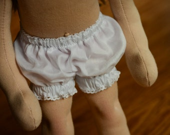 12 inch Waldorf Doll Bloomers Waldorf Doll Clothes Waldorf Doll Clothes
