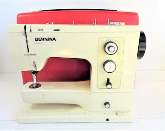 Vintage Bernina 830 Record Sewing Machine