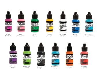 Ranger Enamel Accents 0.5 Oz (choose Your Desired Colour)