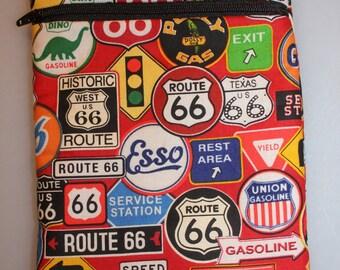 Route 66 Purse