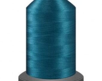 Persian Blue thread, quilting thread, sewing machine thread, glide thread, sewing thread, 1000m cone, Persian thread, polyester thread