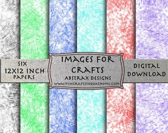 Colorful Digital Designs To Download And Use In Your Personal or Commercial Digital Crafts .
