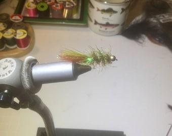 Pops Bugger Fly // fly fishing // flies // fishing flies // trout flies // fishing // trout fishing // bugger // fish // fly fishing flies