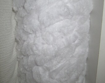 minky fabric white crushed minky crushed fabric very soft faux fur