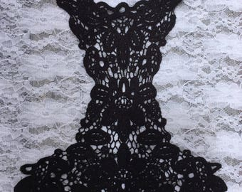 Lace Applique (Free With Purchase)