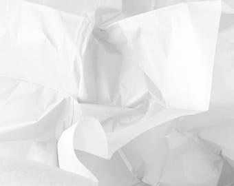 Silk paper Crystal 5 pieces